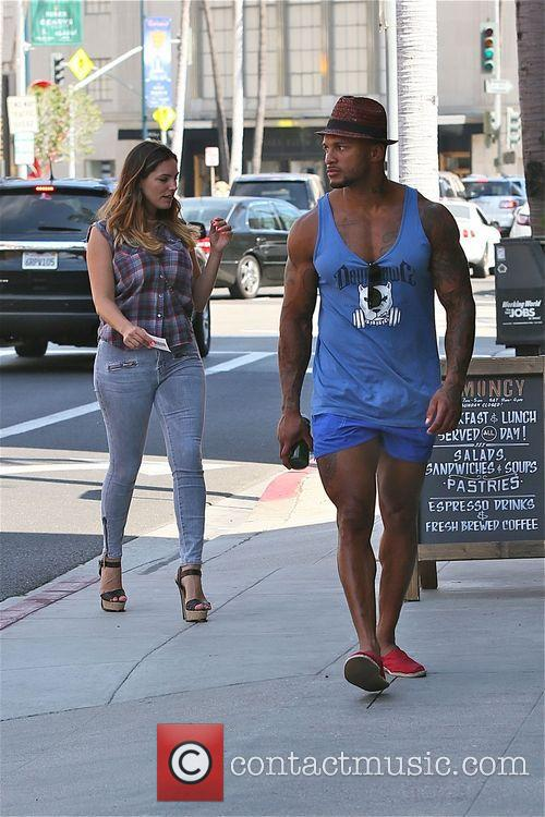 David Mcintosh and Kelly Brook 8