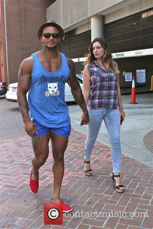 David Mcintosh and Kelly Brook 1