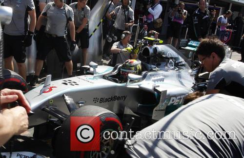 Formula One German Grand Prix 2014
