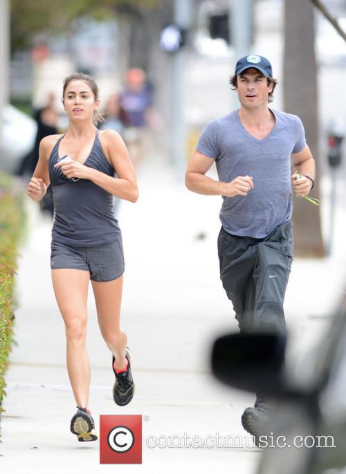 Nikki Reed and Ian Somerhalder 4