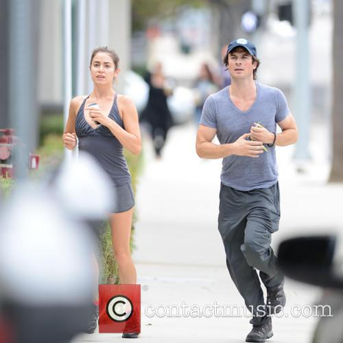 Nikki Reed and Ian Somerhalder 5