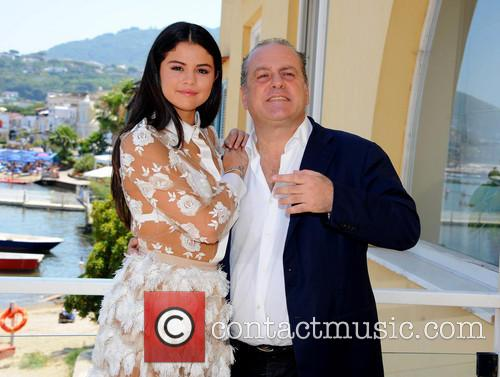 Selena Gomez and Pascal Vicedomini 8