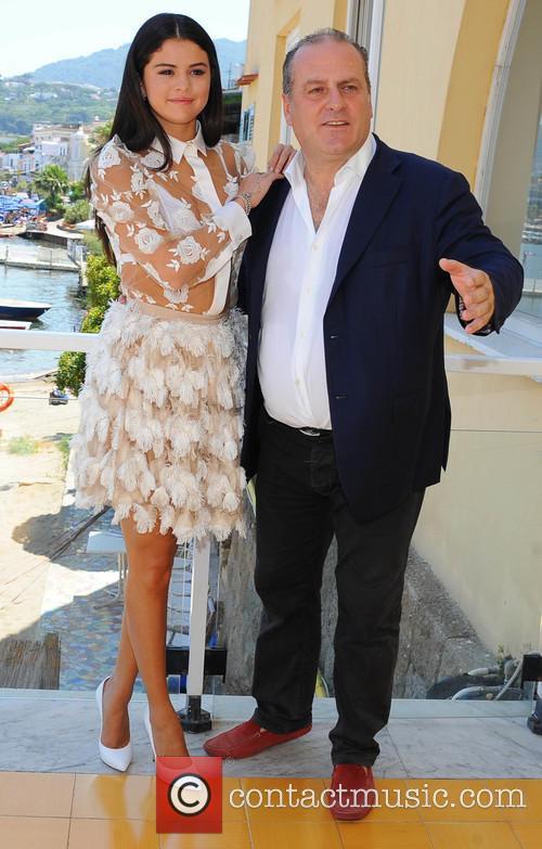 Selena Gomez and Pascal Vicedomini 4