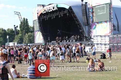 Lovebox Festival 2014 - Day 2
