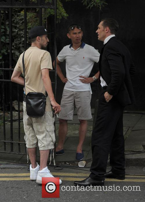 Tom Hardy and Adam Deacon 2