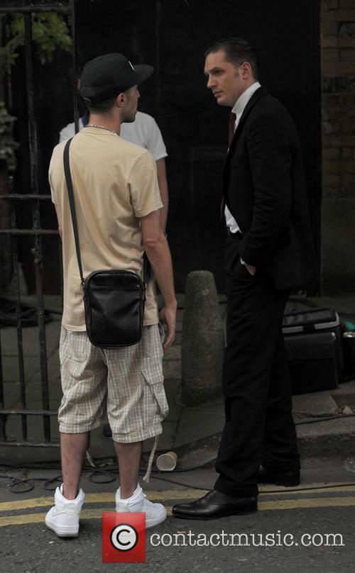 Tom Hardy and Adam Deacon 10