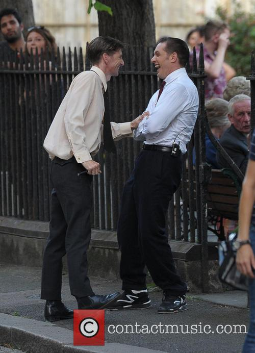 Tom Hardy and Paul Anderson 3