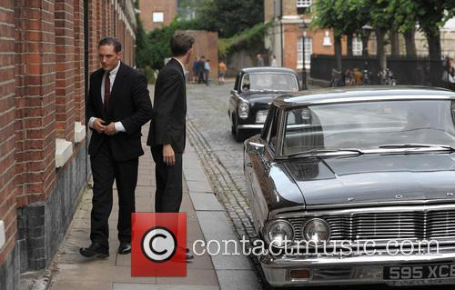 Tom Hardy and Paul Anderson 4