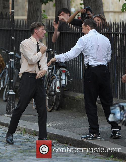 Tom Hardy and Paul Anderson 8
