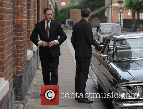 Tom Hardy and Paul Anderson 9