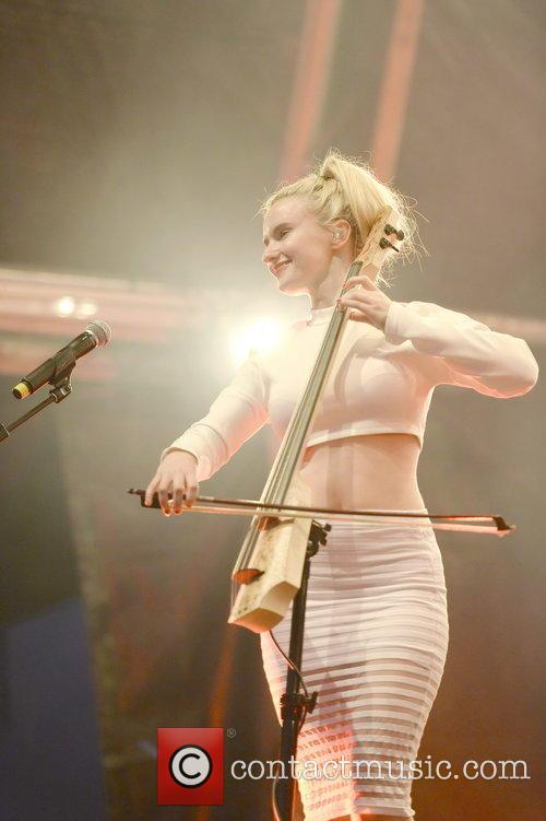 Clean Bandit and Grace Chatto 5
