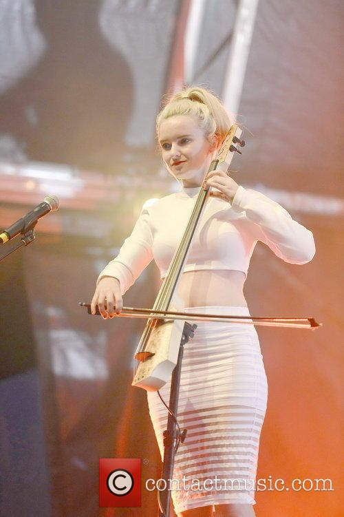 Clean Bandit and Grace Chatto 8
