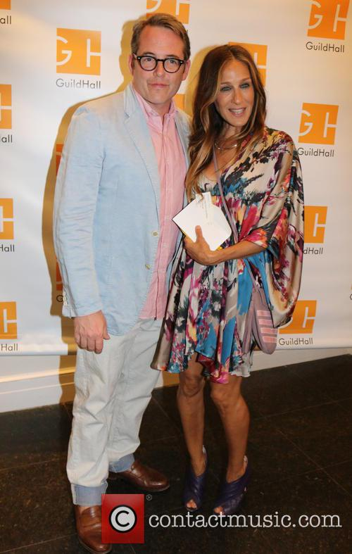 Matthew Broderick and Sarah Jessica Parker 2