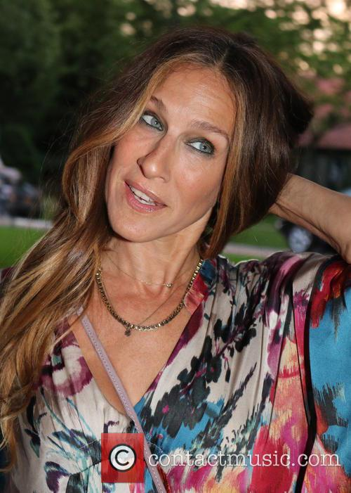 sarah jessica parker opening night of clever 4294995