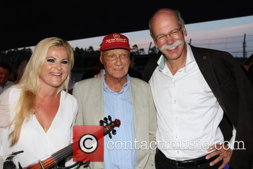 niki lauda dieter zetsche artist violonist mercedes benz night of 4294467