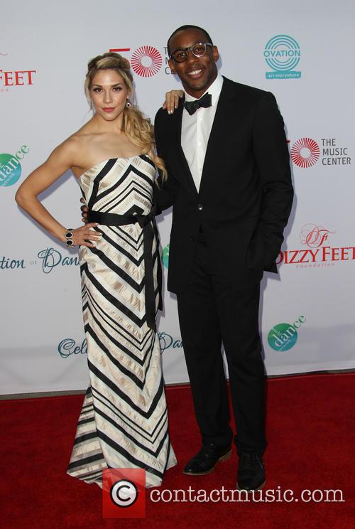 allison holker stephen boss 4th annual celebration of 4293949