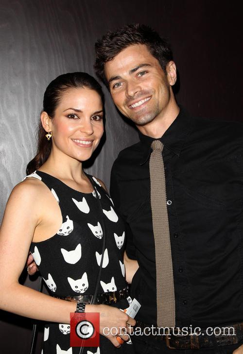 Mandy Musgrave and Matt Cohen