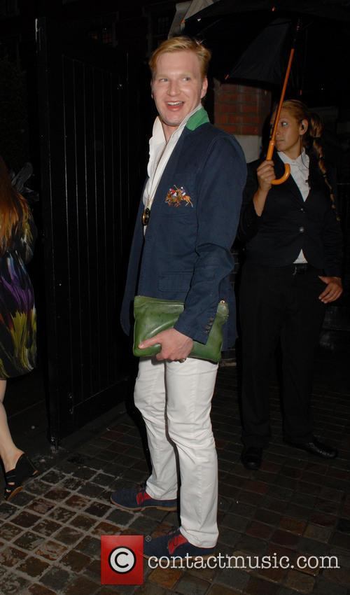 Celebrities at Chiltern Firehouse