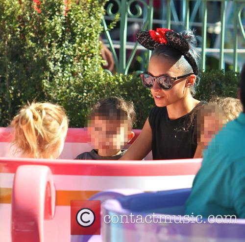 Nicole Richie, Harlow Madden and Sparrow Madden 2