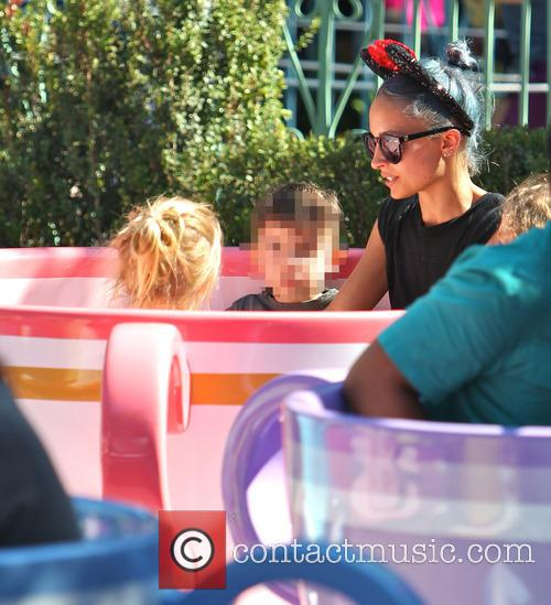 Nicole Richie, Harlow Madden and Sparrow Madden 8