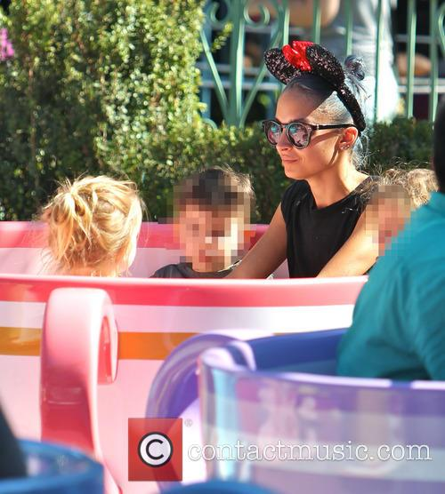 Nicole Richie, Harlow Madden and Sparrow Madden 10
