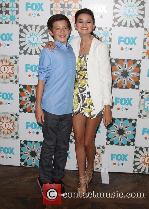 Griffin Gluck and Ciara Bravo