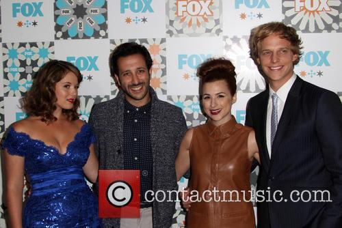 Kether Donahue, Desmin Borges, Aya Cash and Chris Geere 5