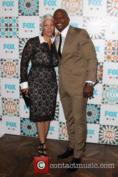Terry Crews and Rebecca King-crews 8