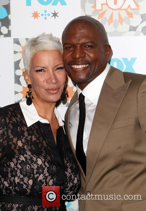 Terry Crews and Rebecca King-crews 9