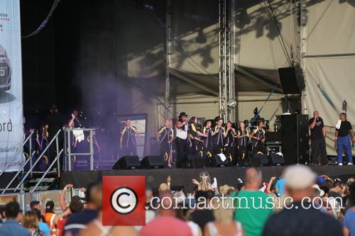 sugar hill gang atmosphere guilfest 2014 day 4295155