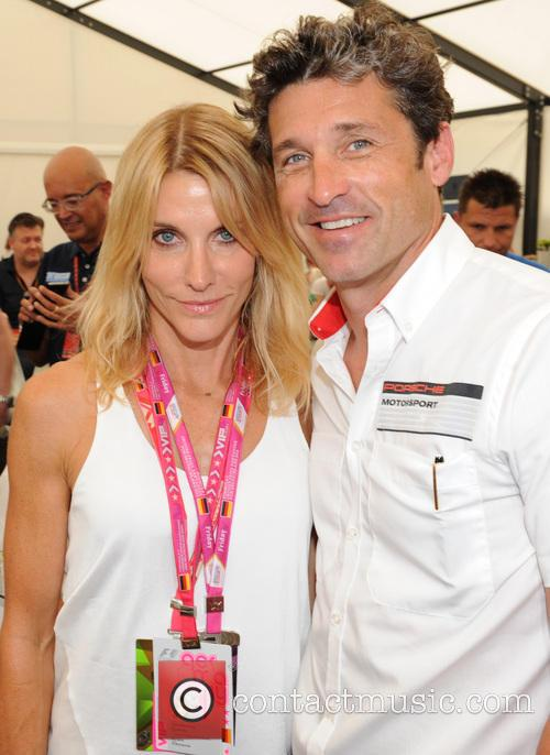 Jillian Fink and Patrick Dempsey 2