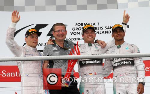 Rosberg Nico and Lewis Hamilton 8
