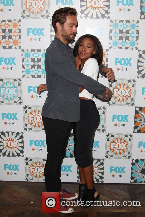 Tom Mison and Nicole Beharie 4