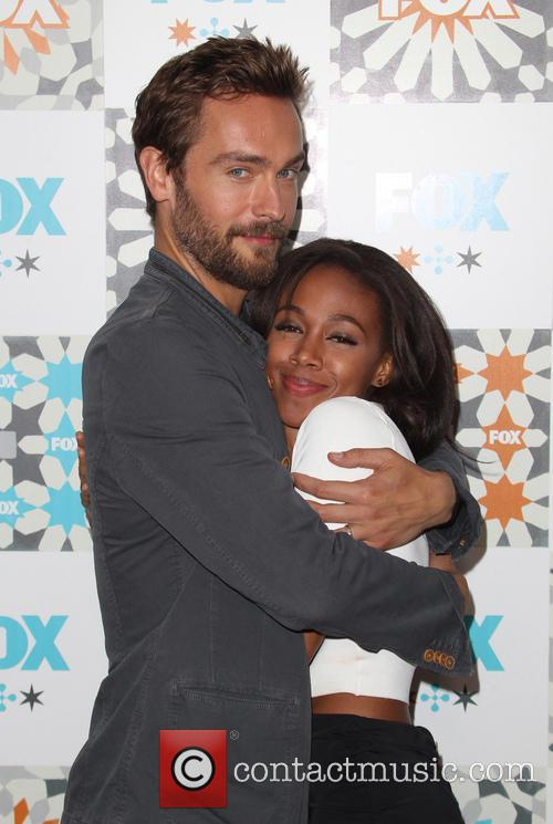 Tom Mison and Nicole Beharie 7