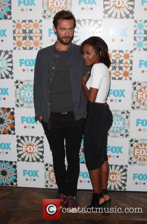 Tom Mison and Nicole Beharie 8