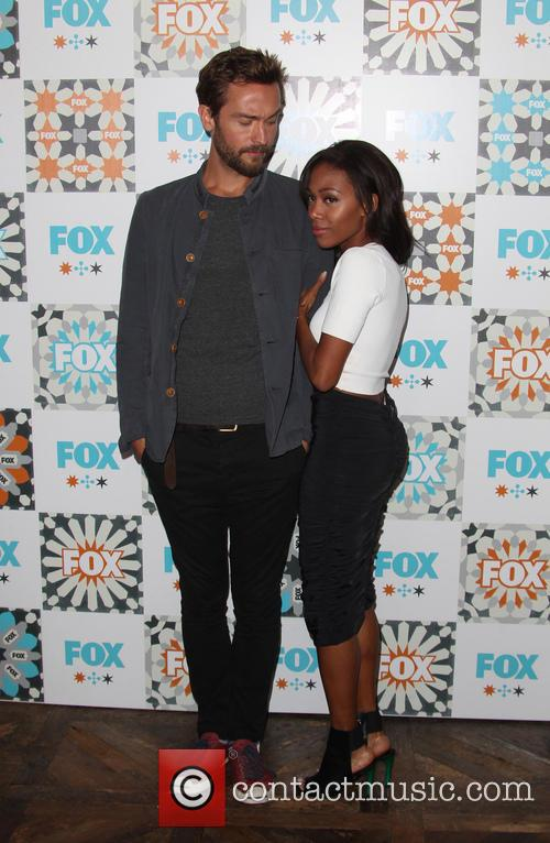 Tom Mison and Nicole Beharie 1