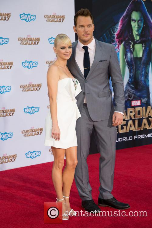 Anna Faris, Chris Pratt, Dolby Theatre in Hollywood, Dolby Theatre