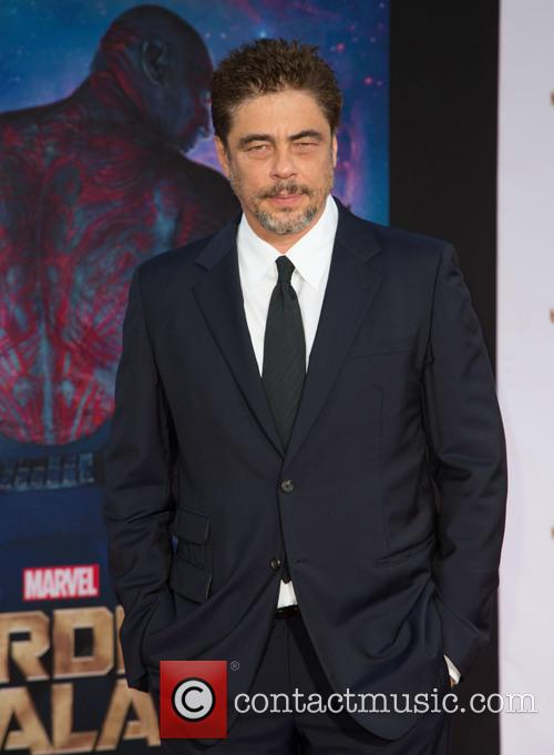 benicio del toro the premiere of marvels 4297507