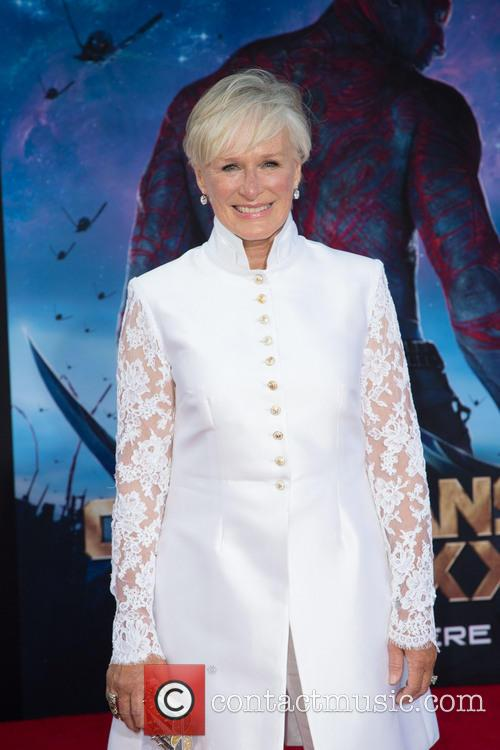 glenn close the premiere of marvels guardians 4297524
