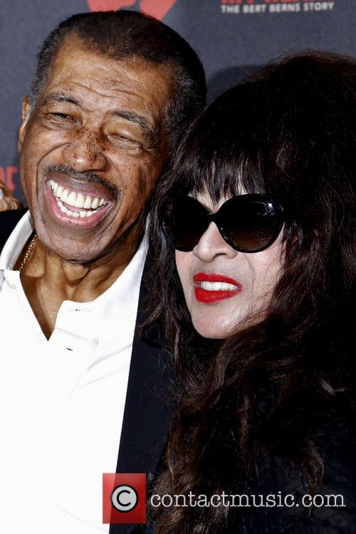 Ben E. King and Ronnie Spector
