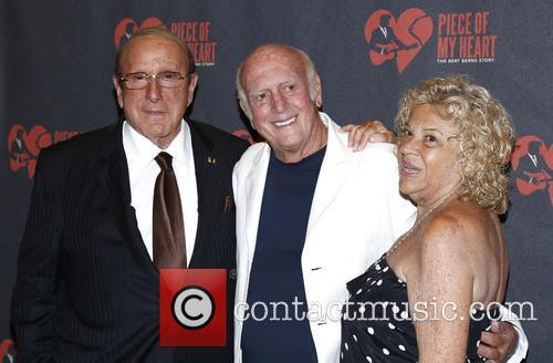Clive Davis, Mike Stoller and Corky Hale 3