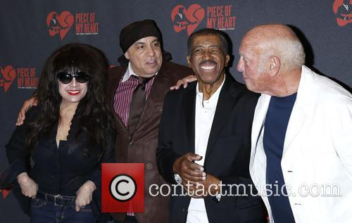 Ronnie Spector, Steven Van Zandt, Ben E. King and Mike Stoller 4