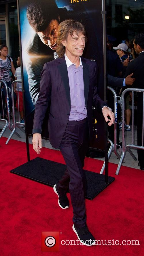 mick jagger new york premiere of get 4296387