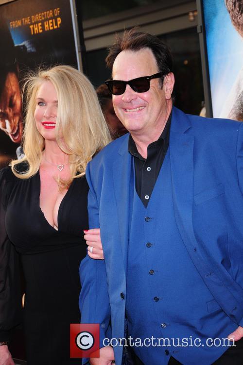 Donna Dixon and Dan Aykroyd 5