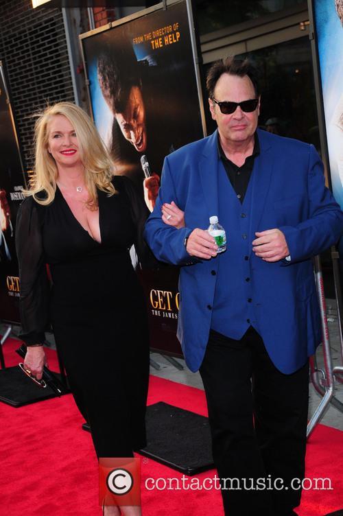 Donna Dixon and Dan Aykroyd 8