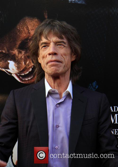 mick jagger new york premiere of get 4297918