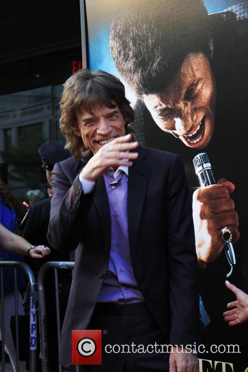 mick jagger new york premiere of get 4297921