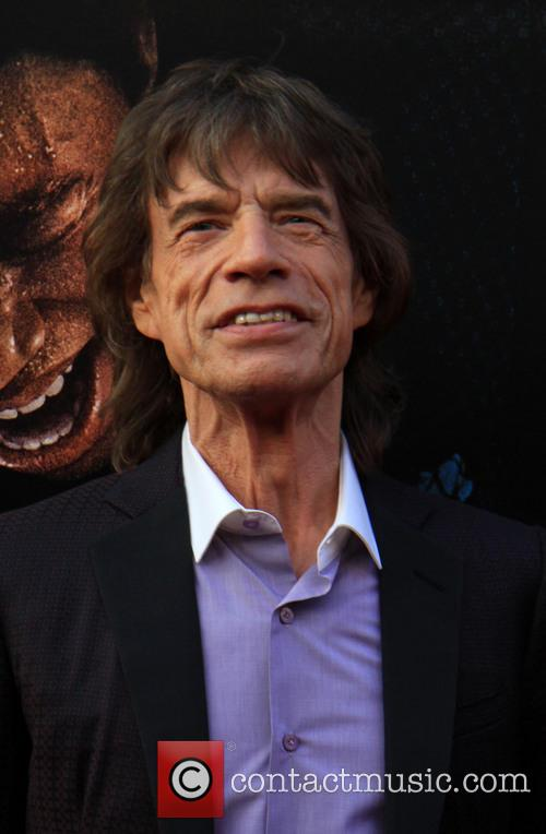 mick jagger new york premiere of get 4297927