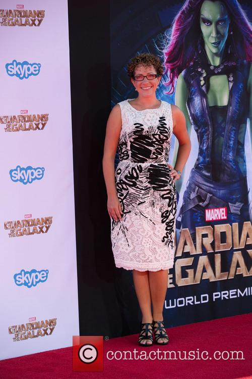 The premiere of Marvel's 'Guardians Of The Galaxy'