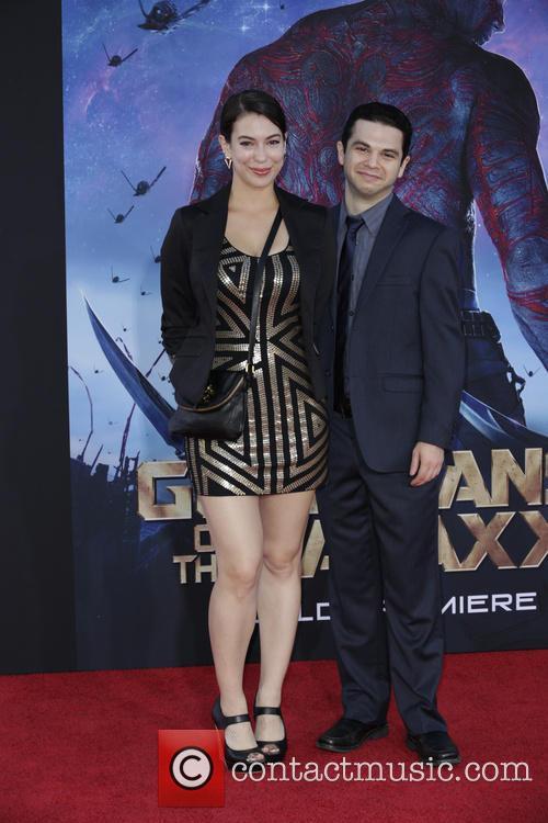 Samm Levine and Sarah Hagan